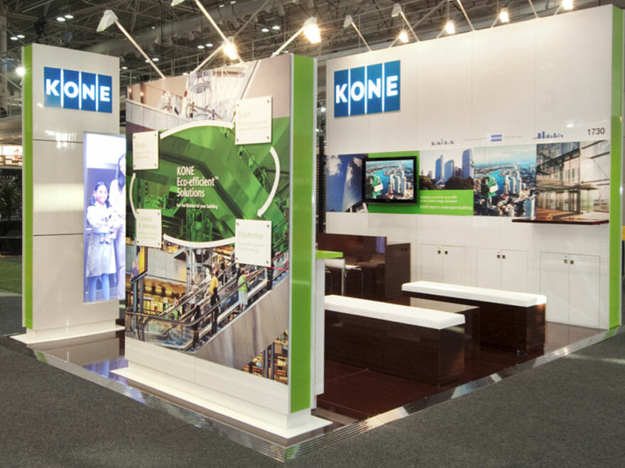 Event Display and Branding