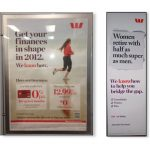 Westpac Light Boxes & Banners