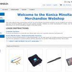 Konica Minolta Online Store