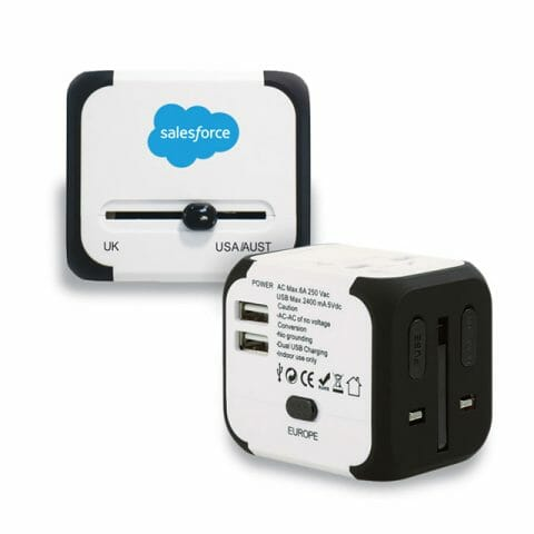 Safesforce Travel Adapter