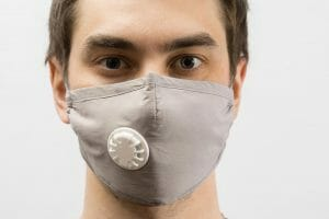 Reusable Ventilator Face Mask